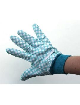 Paire de gants de jardin femme