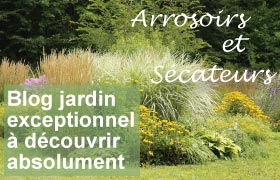 blog jardin arrosoirs et secateurs